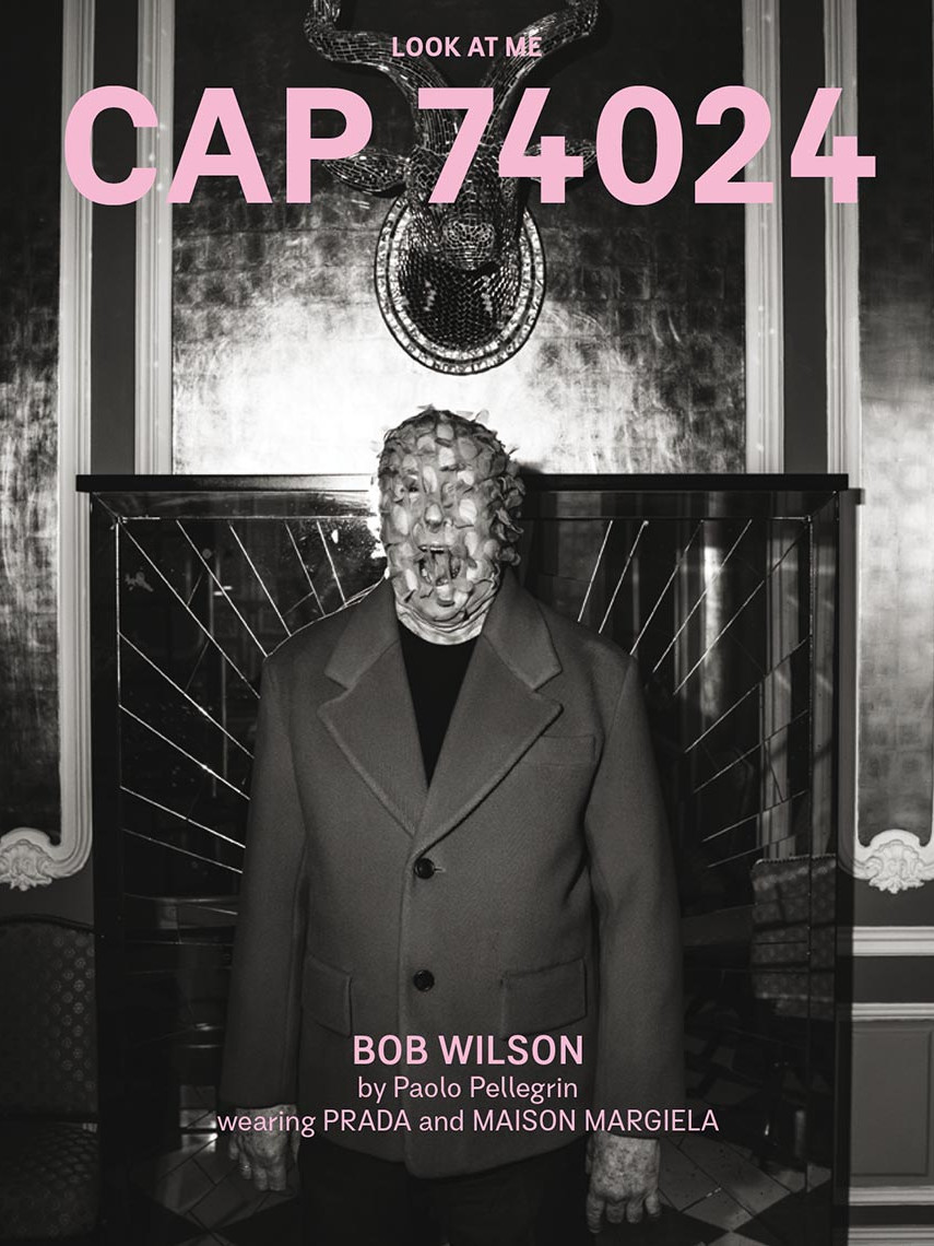 CAP 74024 - issue 11 - Culture First - Bob Wilson cover