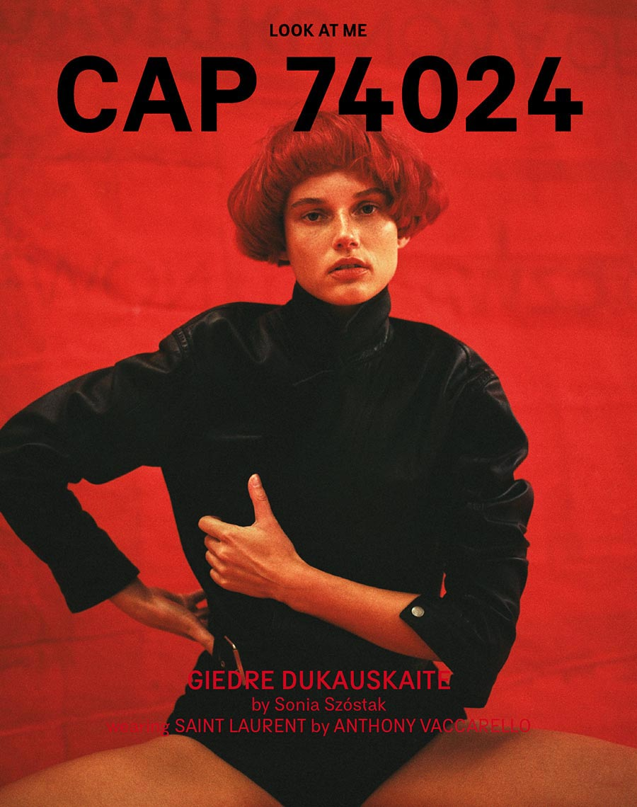 CAP 74024 - issue 11 - Culture First - Giedre Dukauskaite cover