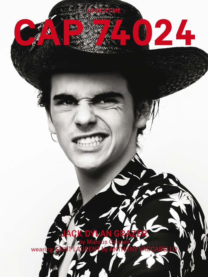 CAP 74024 - issue 11 - cover - Jack Dylan Grazer