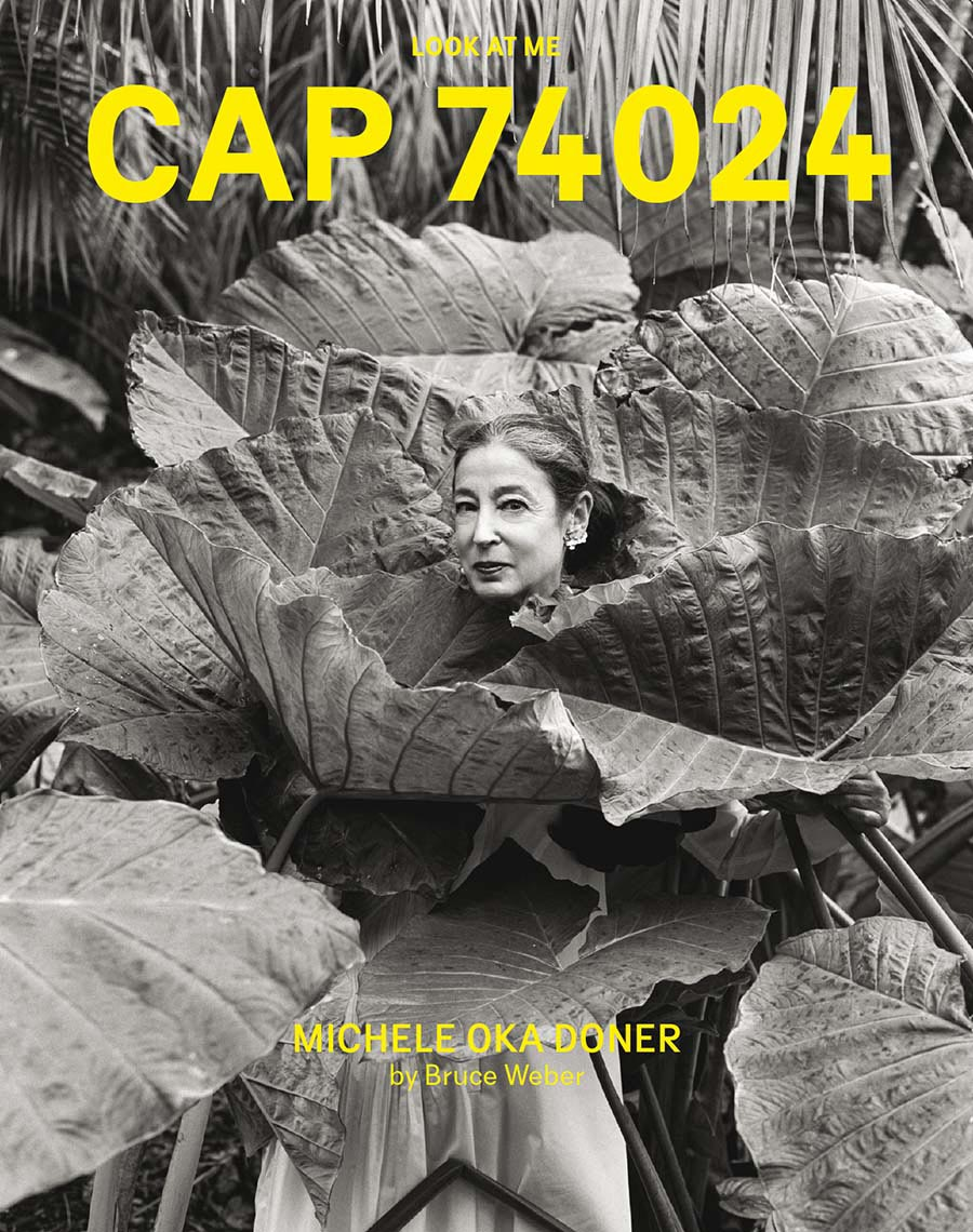 CAP 74024 - issue 11 - cover - Michele Oka Doner