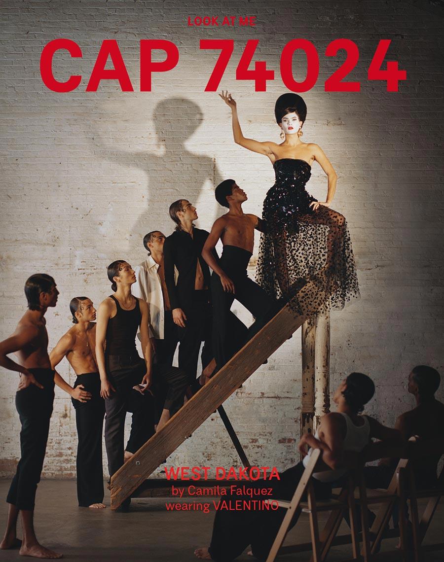 CAP 74024 - issue 11 - Culture First - West Dakota cover