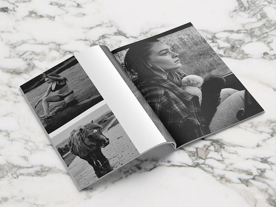 Les Femmes Publiques - issue 2 - cover Breanna
